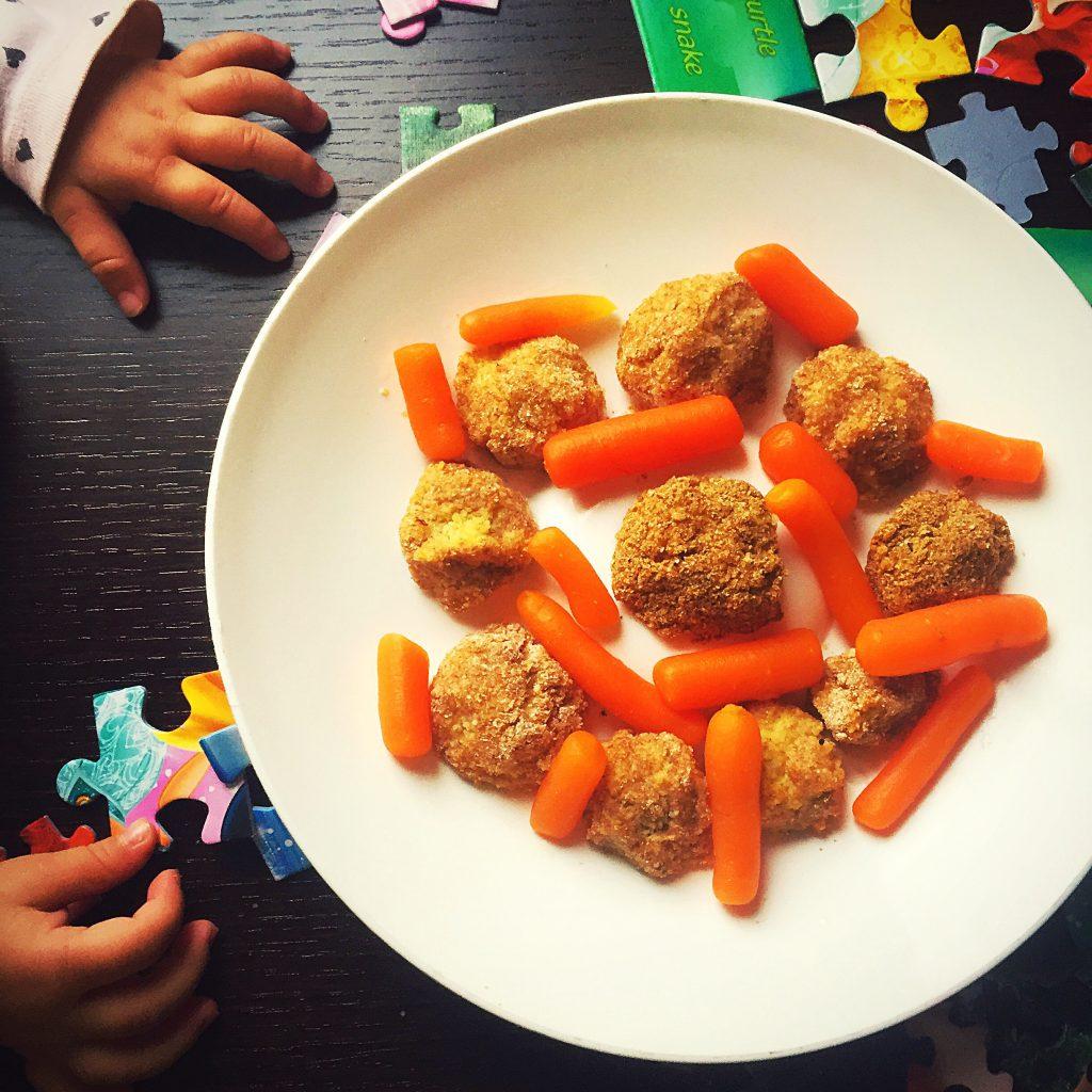 Biluțe din couscous