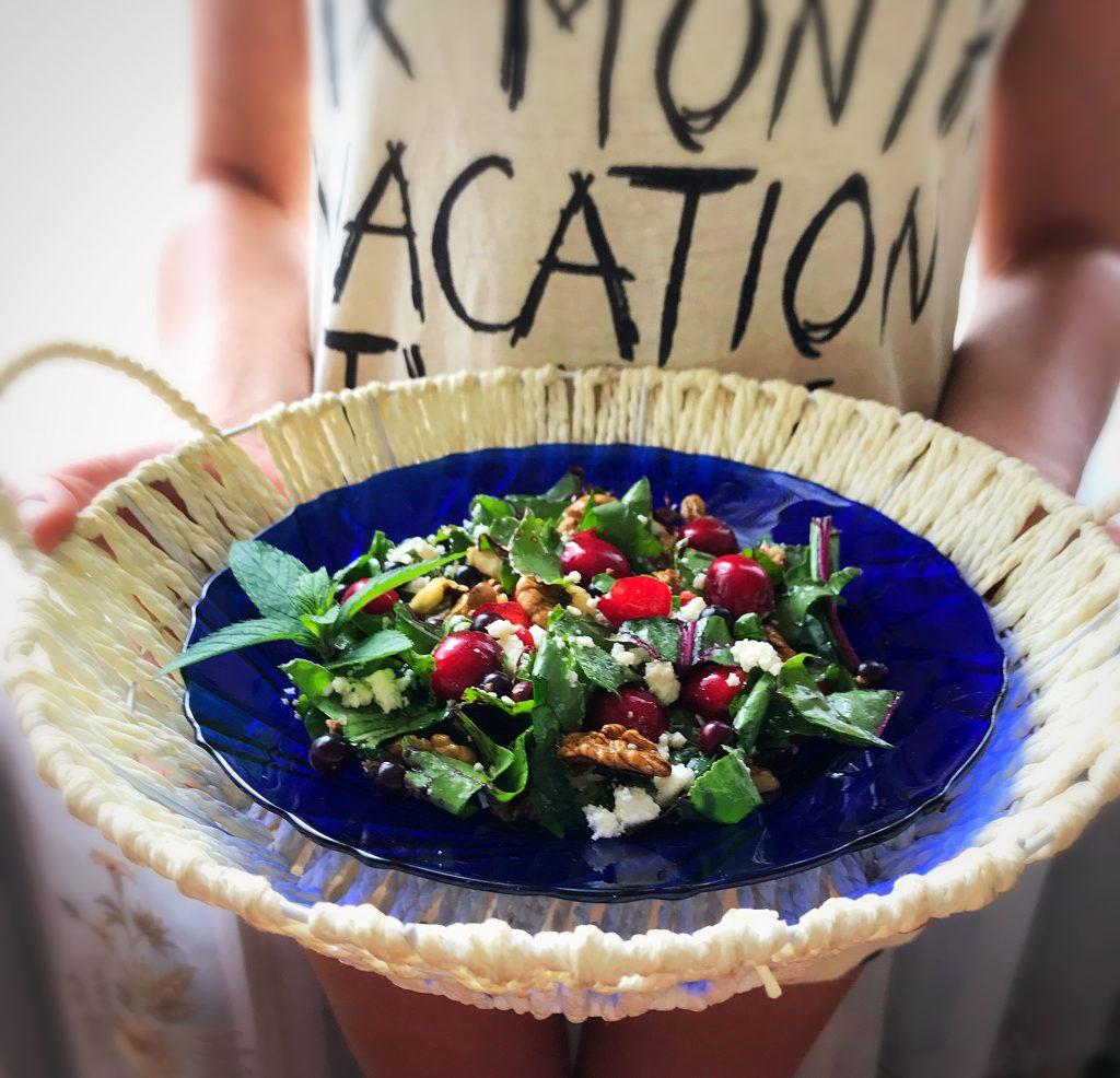 Salata de cirese