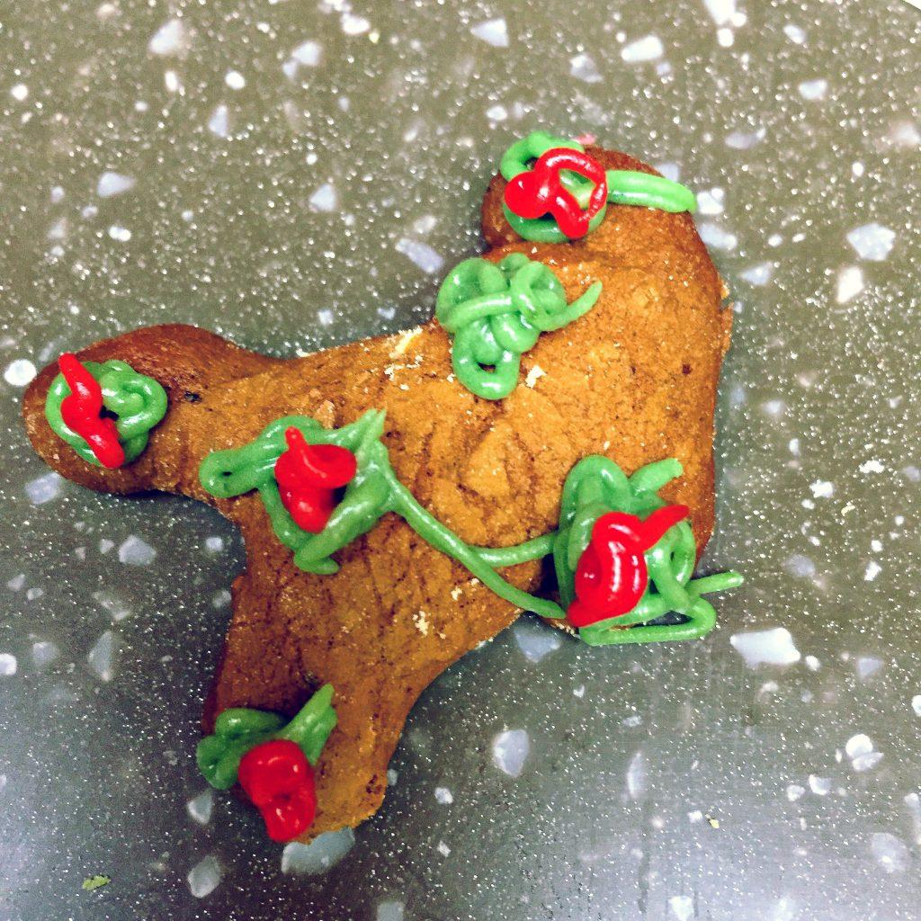 biscuiti din turta dulce