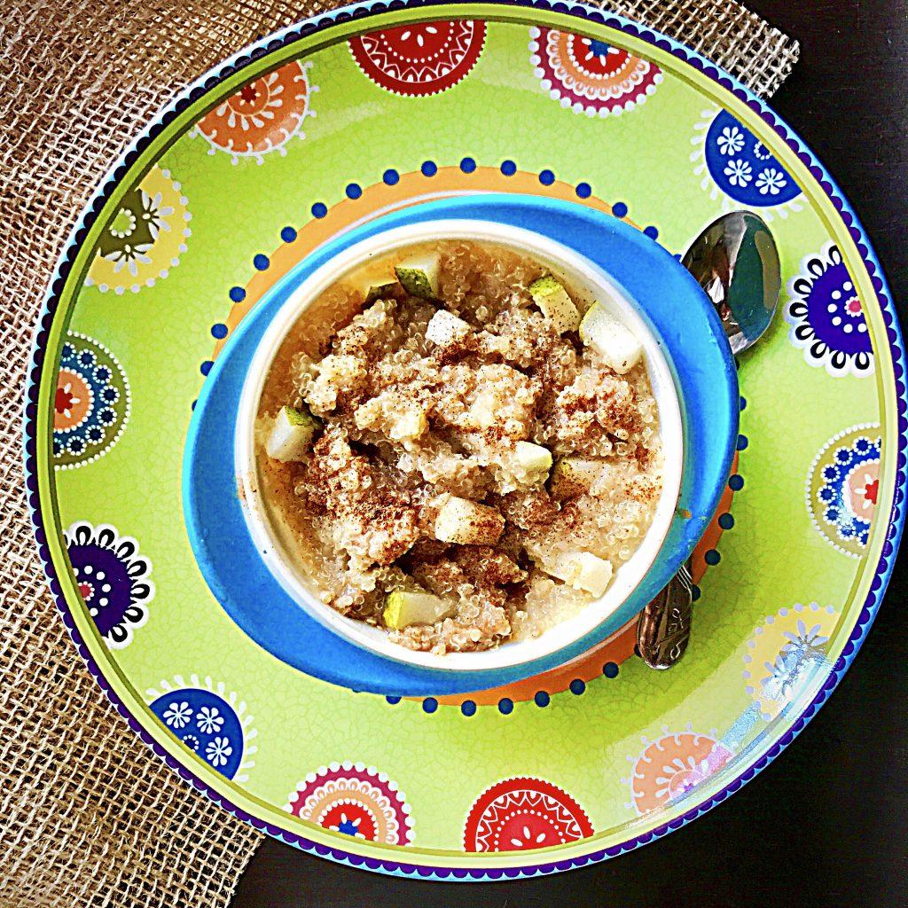 Terci de quinoa
